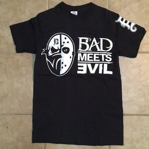 Eminen T-Shirt - Bad Meets Evil